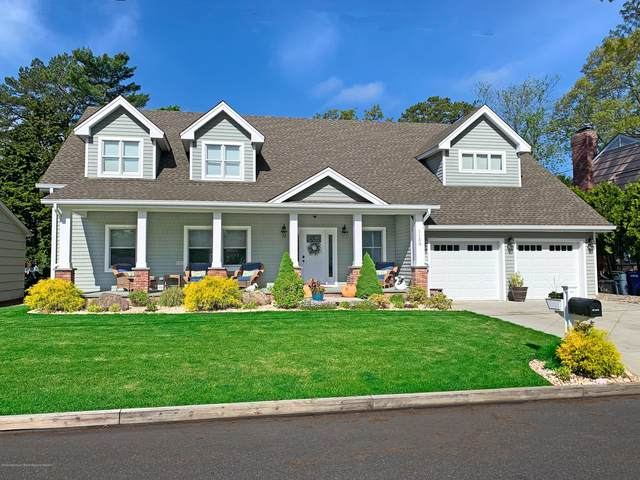 1153 Bradford Drive, Point Pleasant, NJ 08742 (MLS #22016266) :: The Sikora Group