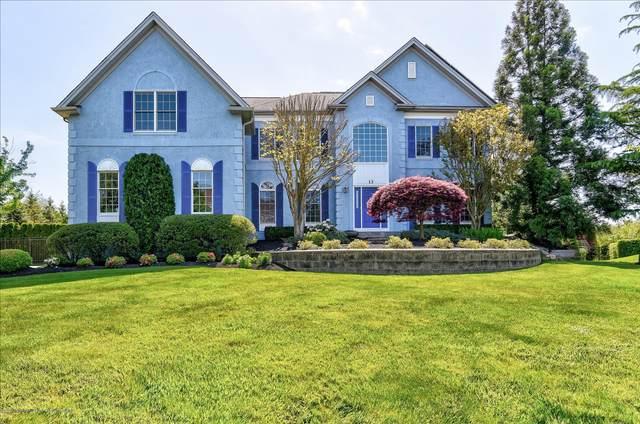 13 Witherspoon Way, Marlboro, NJ 07746 (MLS #22016286) :: The Dekanski Home Selling Team