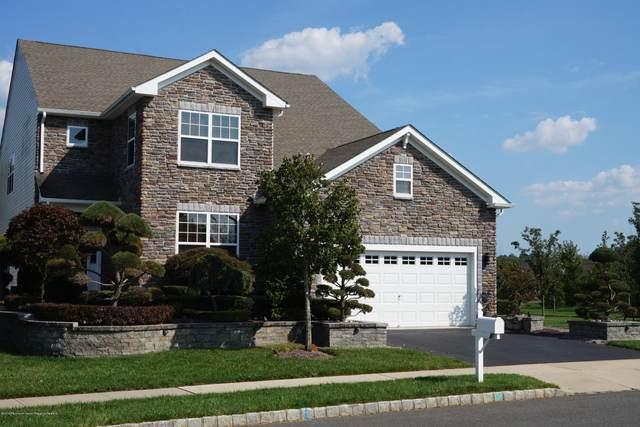 36 Riva Ridge Road, Manalapan, NJ 07726 (#22016373) :: Nexthome Force Realty Partners