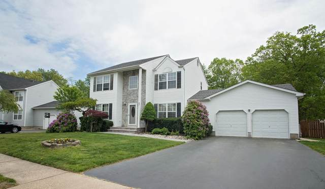 65 Sherrybrooke Drive, Howell, NJ 07731 (MLS #22016451) :: The Premier Group NJ @ Re/Max Central