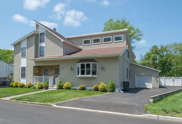 16 Maple Drive, Hazlet, NJ 07730 (MLS #22016455) :: The Sikora Group