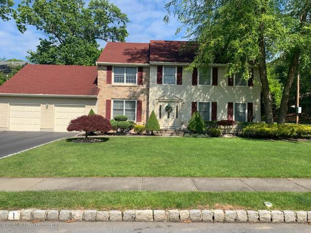 1 Independence Drive, Matawan, NJ 07747 (#22016470) :: Daunno Realty Services, LLC