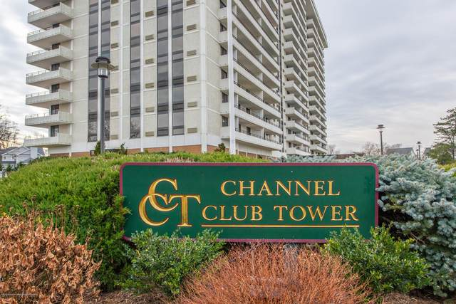 1 Channel Drive #1407, Monmouth Beach, NJ 07750 (MLS #22016559) :: The Sikora Group
