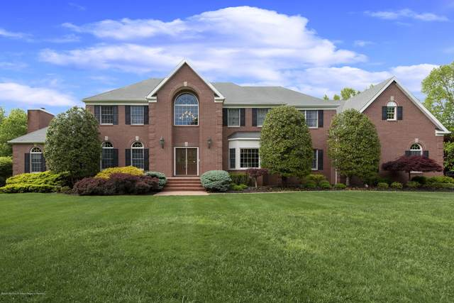 25 Homestead Drive, Colts Neck, NJ 07722 (MLS #22016666) :: The CG Group | RE/MAX Real Estate, LTD