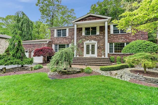 22 Vista Drive, Morganville, NJ 07751 (MLS #22016682) :: The MEEHAN Group of RE/MAX New Beginnings Realty