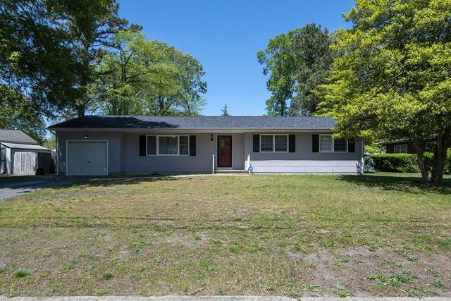 302 Halsey Drive, Forked River, NJ 08731 (MLS #22016735) :: The MEEHAN Group of RE/MAX New Beginnings Realty