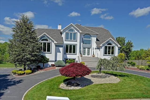 7 Whistler Way, Marlboro, NJ 07746 (MLS #22016749) :: The Dekanski Home Selling Team