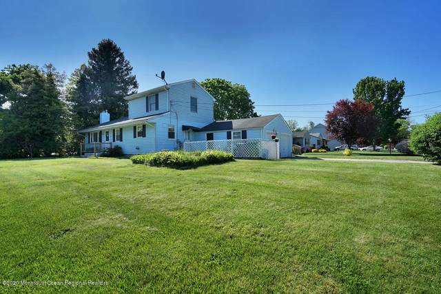 601 Maple Avenue, Neptune Township, NJ 07753 (MLS #22016812) :: Vendrell Home Selling Team