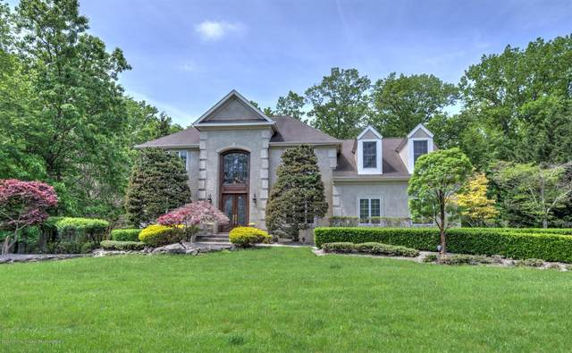 323 Timber Hill Drive, Morganville, NJ 07751 (MLS #22016834) :: The Dekanski Home Selling Team