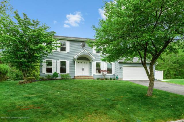 28 Mouse Creek Court, Howell, NJ 07731 (#22016846) :: Nexthome Force Realty Partners