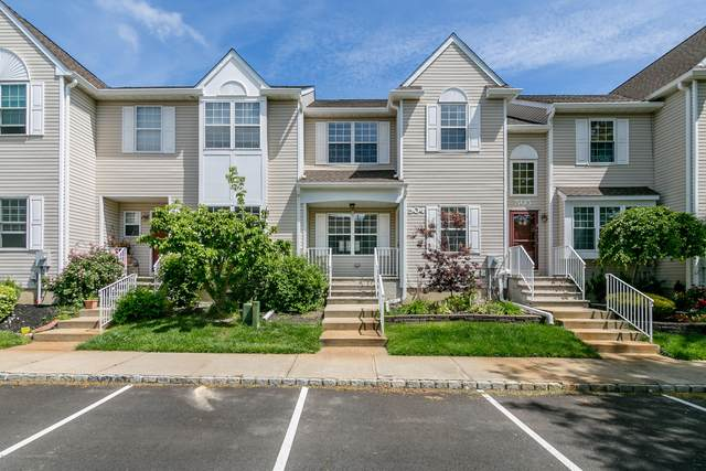 504 Gaitway Court, Freehold, NJ 07728 (MLS #22016902) :: The Premier Group NJ @ Re/Max Central
