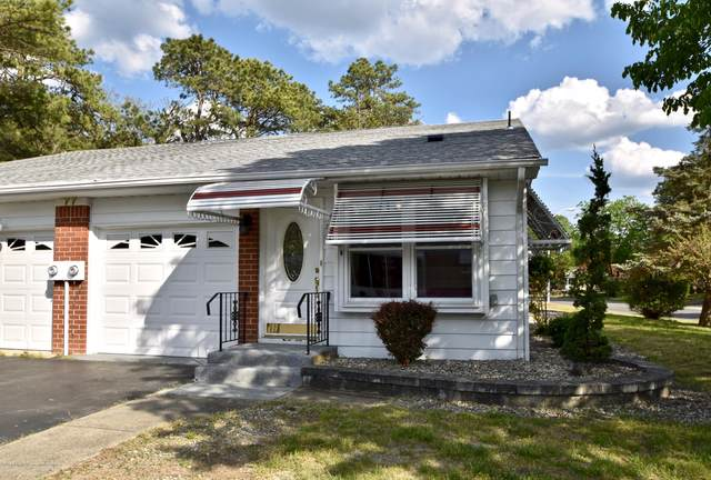 77 Franklin Lane B, Whiting, NJ 08759 (MLS #22016911) :: The Premier Group NJ @ Re/Max Central