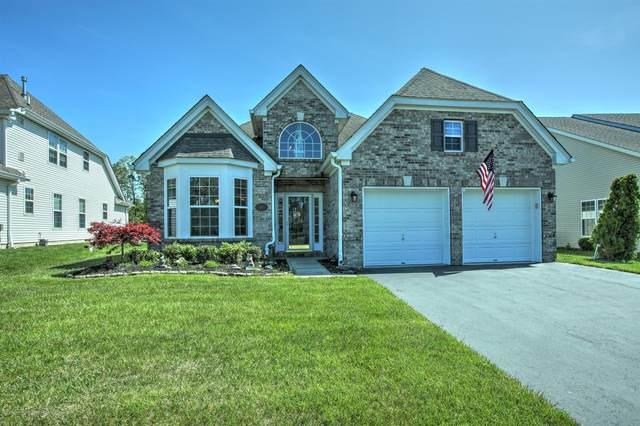 61 Honeysuckle Drive, Manahawkin, NJ 08050 (MLS #22016917) :: The MEEHAN Group of RE/MAX New Beginnings Realty