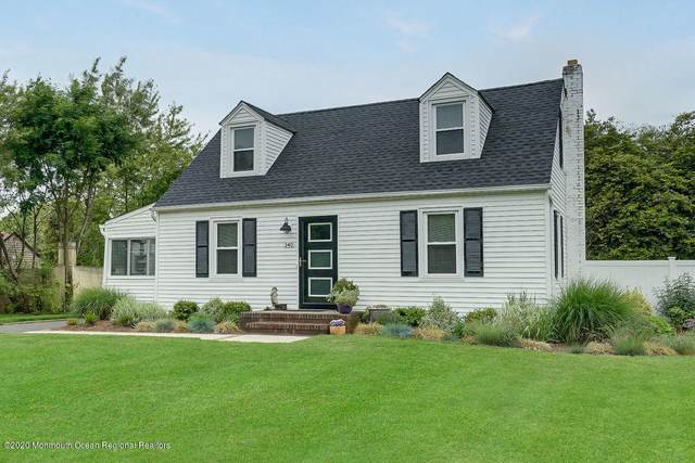 340 Macarthur Avenue, Long Branch, NJ 07740 (MLS #22016942) :: Vendrell Home Selling Team
