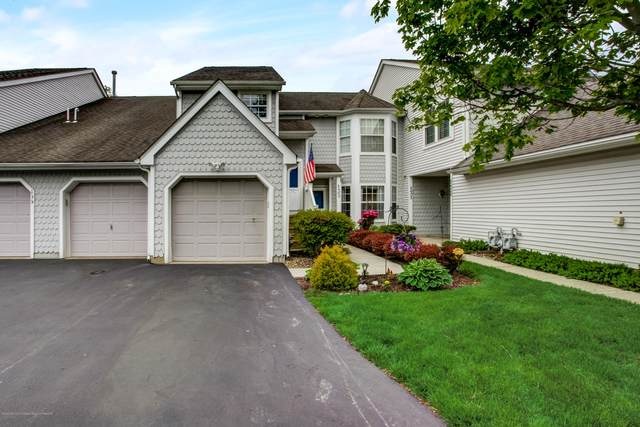 133 Evergreen Court, Freehold, NJ 07728 (MLS #22016946) :: The Premier Group NJ @ Re/Max Central