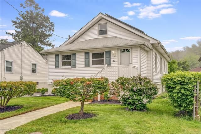 32 W Hillsdale Avenue, Long Branch, NJ 07740 (MLS #22016957) :: Vendrell Home Selling Team