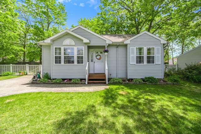 248 Stormy Road, Manahawkin, NJ 08050 (MLS #22016962) :: The Premier Group NJ @ Re/Max Central