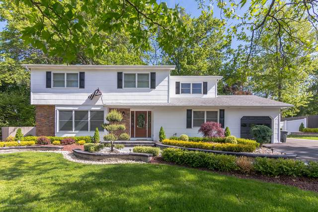 416 Union Hill Road, Morganville, NJ 07751 (MLS #22016969) :: The MEEHAN Group of RE/MAX New Beginnings Realty