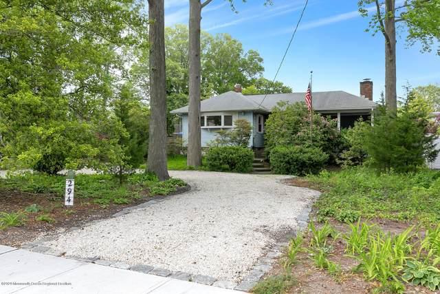 294 Osborne Avenue, Bay Head, NJ 08742 (MLS #22016998) :: The Dekanski Home Selling Team
