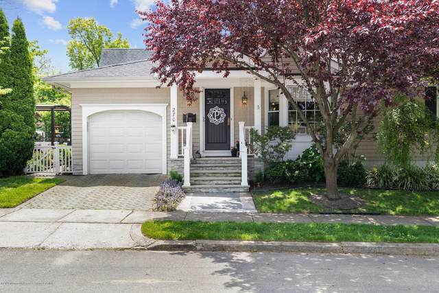 270 Lockwood Avenue, Elberon, NJ 07740 (MLS #22017065) :: Vendrell Home Selling Team