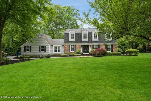 21 Lafayette Court, Middletown, NJ 07748 (#22017067) :: Nexthome Force Realty Partners