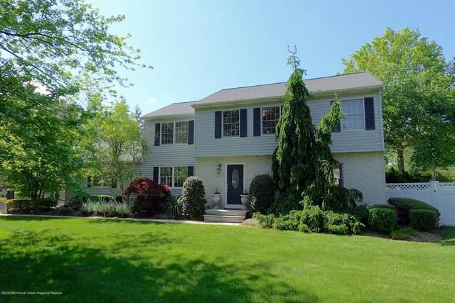 180 Gordons Corner Road, Marlboro, NJ 07746 (MLS #22017087) :: The Dekanski Home Selling Team