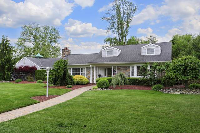 28 Brinckerhoff Avenue, Freehold, NJ 07728 (MLS #22017186) :: The Premier Group NJ @ Re/Max Central