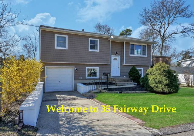 35 Fairway Drive, Toms River, NJ 08753 (#22017195) :: Nexthome Force Realty Partners