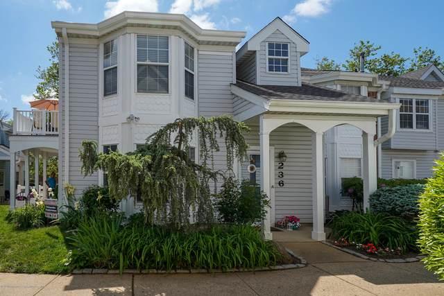 236 Tulip Lane, Freehold, NJ 07728 (MLS #22017258) :: The Sikora Group