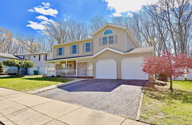 16 Deer Hollow Drive, Howell, NJ 07731 (#22017283) :: Nexthome Force Realty Partners