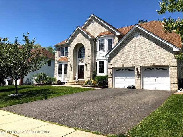 603 Windcrest Court, Brick, NJ 08724 (#22017285) :: Nexthome Force Realty Partners