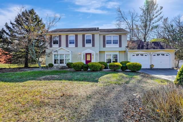 28 Gary Drive, Englishtown, NJ 07726 (MLS #22017287) :: The Dekanski Home Selling Team