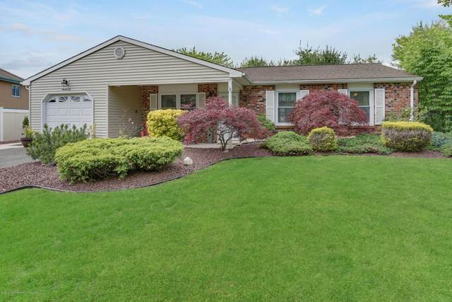 96 Bristlecone Drive, Howell, NJ 07731 (#22017291) :: Nexthome Force Realty Partners