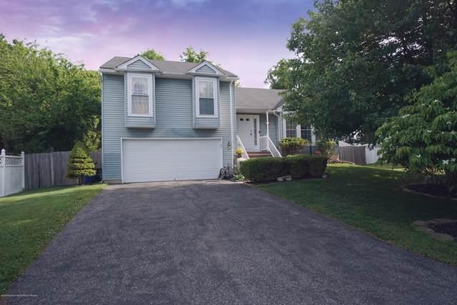 35 Driftwood Drive, Howell, NJ 07731 (#22017348) :: Nexthome Force Realty Partners