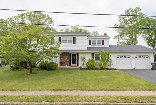 21 N Westfield Road, Howell, NJ 07731 (MLS #22017374) :: The Premier Group NJ @ Re/Max Central