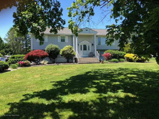 9 Parkside Avenue, Freehold, NJ 07728 (MLS #22017455) :: The MEEHAN Group of RE/MAX New Beginnings Realty