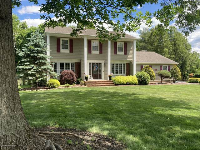 138 Brittany Drive, Freehold, NJ 07728 (MLS #22017461) :: The Sikora Group