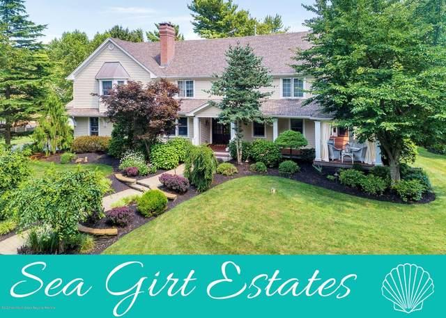2146 Cottonwood Drive, Sea Girt, NJ 08750 (MLS #22017513) :: William Hagan Group