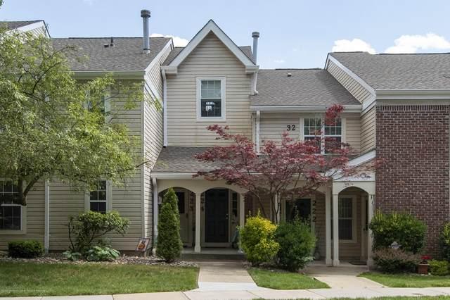 223 Tulip Lane, Freehold, NJ 07728 (MLS #22017546) :: The Sikora Group