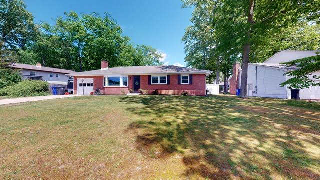 879 Brookside Drive, Toms River, NJ 08753 (#22017551) :: Nexthome Force Realty Partners