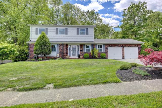 35 Forrest Hill Drive, Howell, NJ 07731 (MLS #22017609) :: The Premier Group NJ @ Re/Max Central