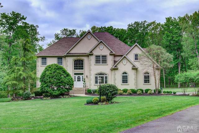 52 Carrs Tavern Road, Millstone, NJ 08510 (MLS #22017641) :: Vendrell Home Selling Team