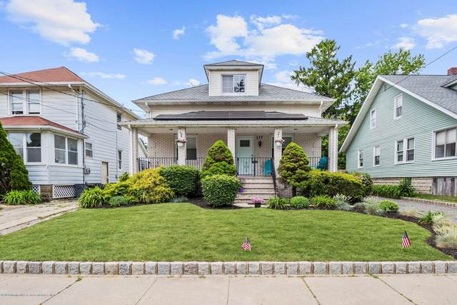 177 Atlantic Avenue, Long Branch, NJ 07740 (MLS #22017670) :: Vendrell Home Selling Team