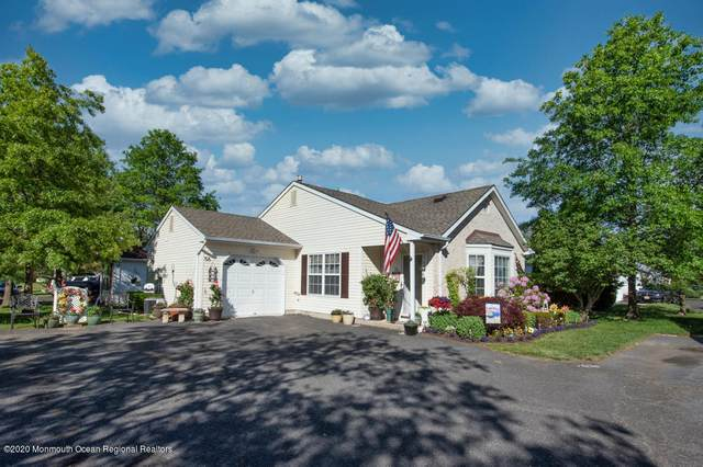 56 Farnworth Close, Freehold, NJ 07728 (MLS #22017687) :: The Premier Group NJ @ Re/Max Central