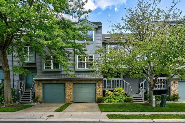 110 Sea Spray Lane, Neptune Township, NJ 07753 (MLS #22017690) :: Vendrell Home Selling Team