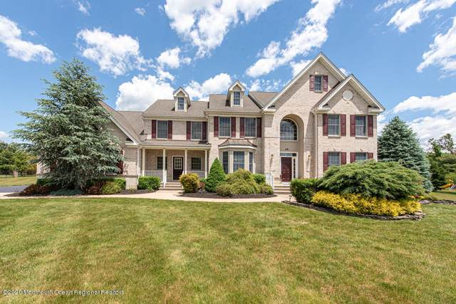 29 Rifkin Court, Manalapan, NJ 07726 (MLS #22017783) :: The MEEHAN Group of RE/MAX New Beginnings Realty