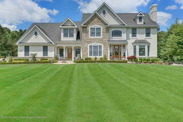 10 Love Lane, Freehold, NJ 07728 (MLS #22017794) :: The Sikora Group