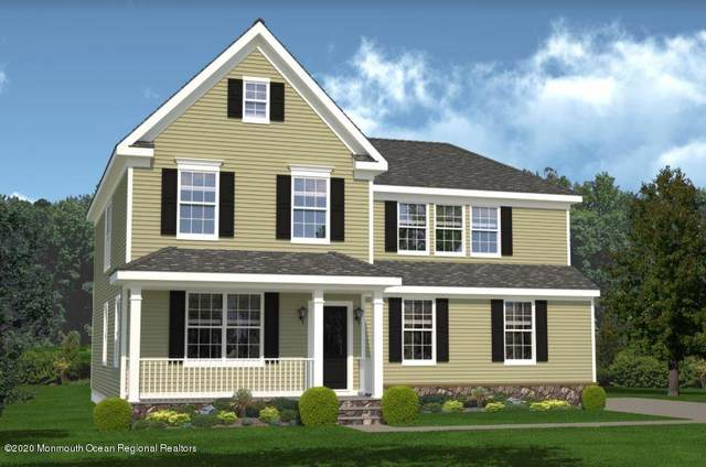 5 Oxley Lane, Middletown, NJ 07748 (#22017881) :: Daunno Realty Services, LLC