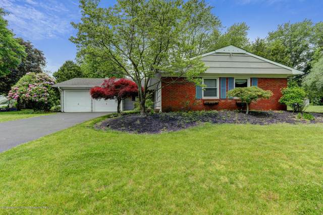 17 Maywood Drive, Marlboro, NJ 07746 (MLS #22017903) :: The Sikora Group