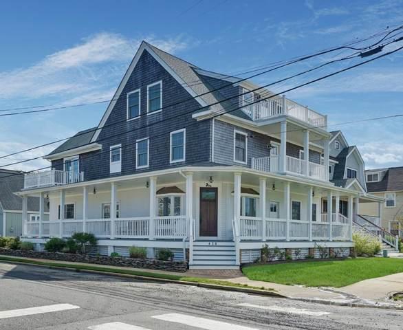 436 Club Drive, Bay Head, NJ 08742 (MLS #22018066) :: The MEEHAN Group of RE/MAX New Beginnings Realty